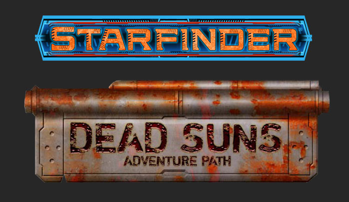 Starfinder Adventure Path: Dead Suns