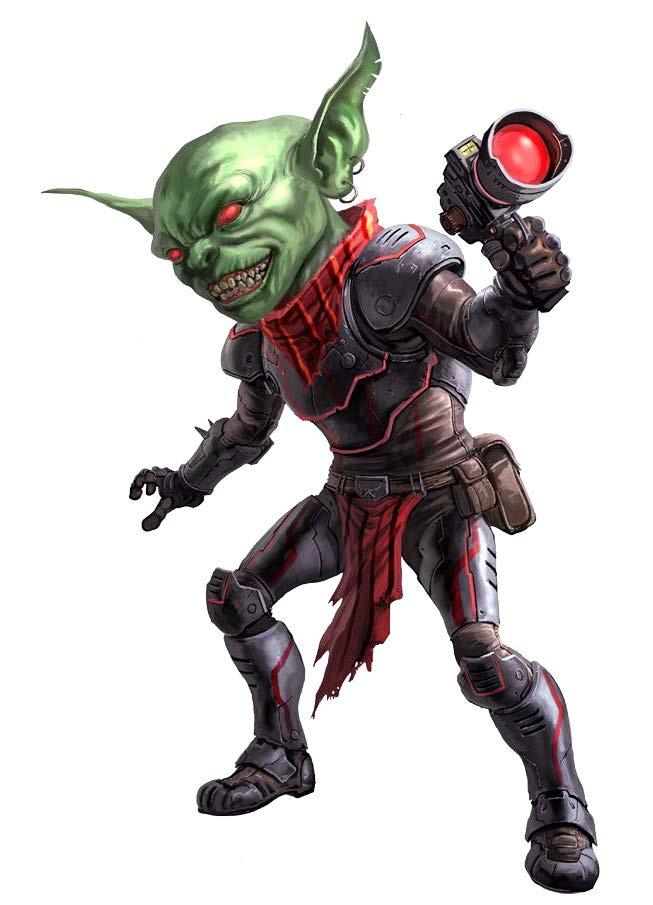 3D Goblin | CGTrader