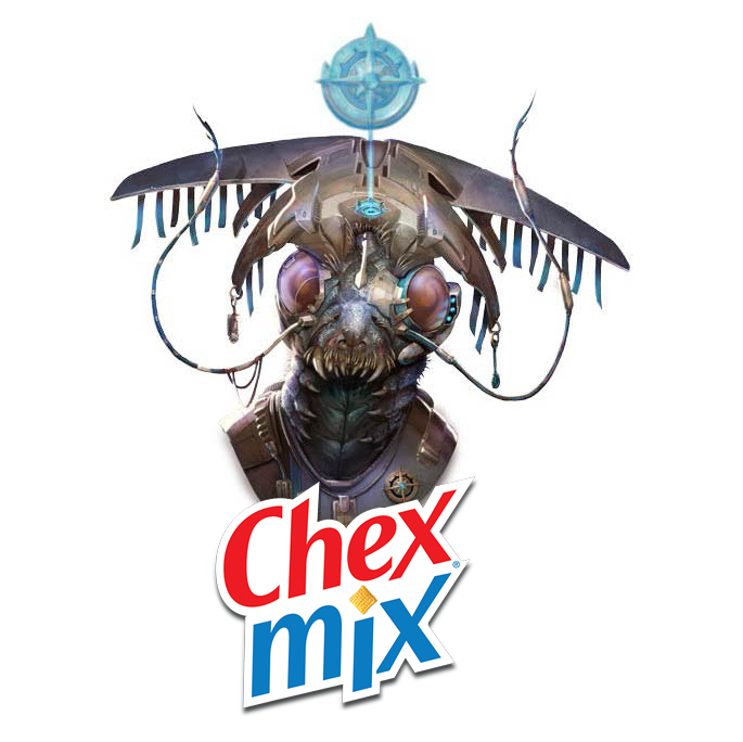 Chex Mix?