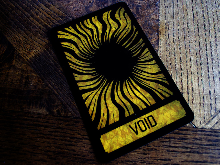 Deck of Many Things The Void