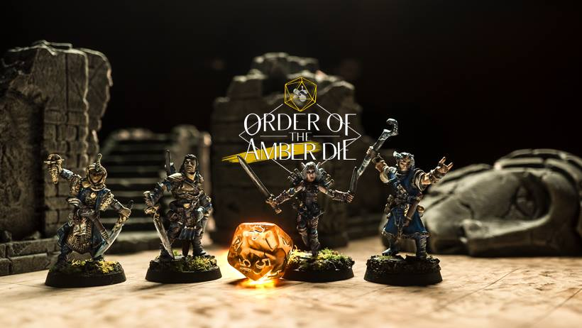 Order of the Amber Die