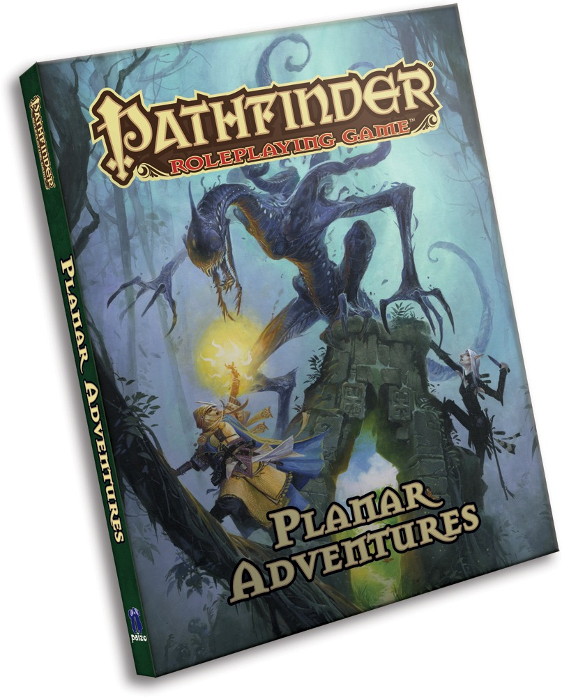 Pathfinder Planar Adventures PDF