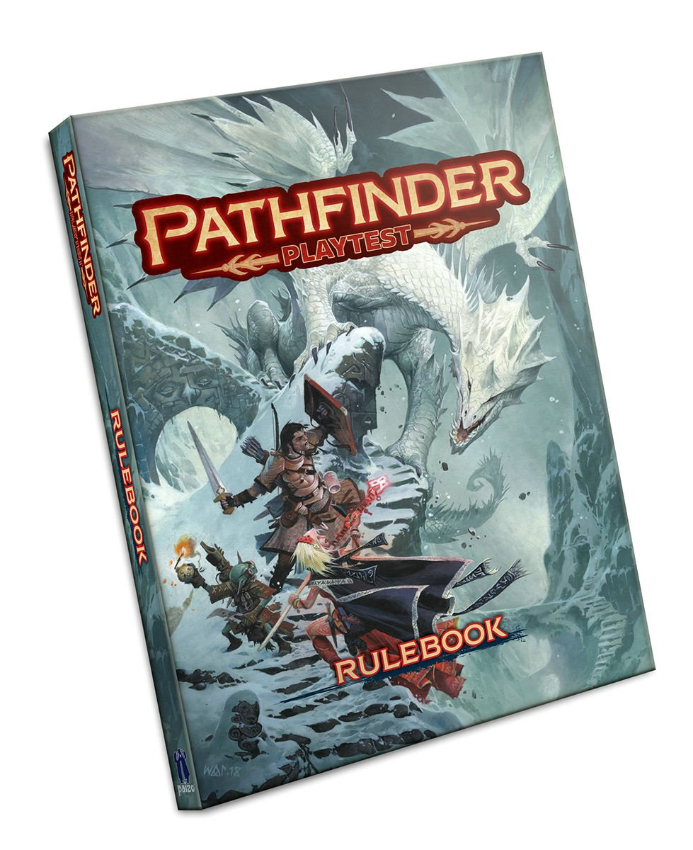 Pathfinder Playtest Review: Back to the Future – Roll For Combat