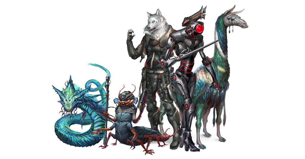 Starfinder Alien Archive 2 PDF Review - Roll For Combat