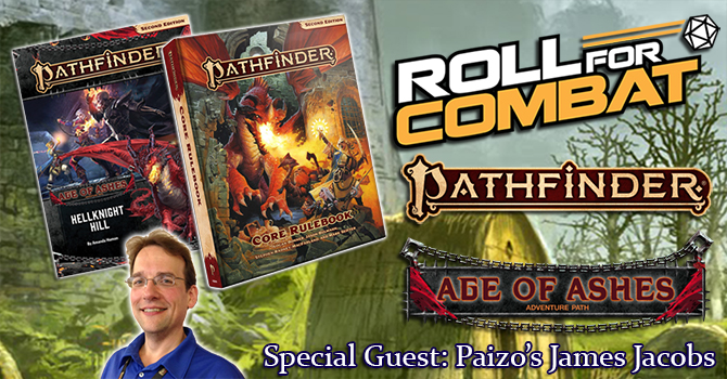 Interview with Paizo Creative Director James Jacobs