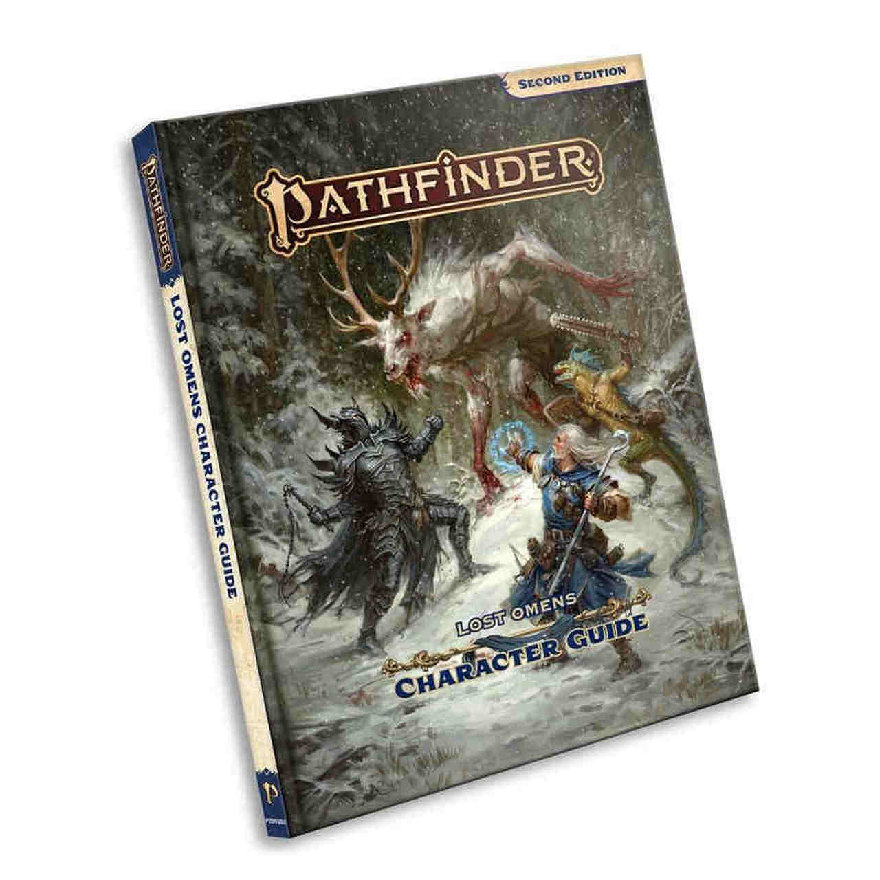 Pathfinder Lost Omens Character Guide Review – Roll For Combat