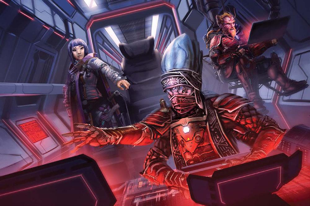 Starfinder Character Operations Manual NIB